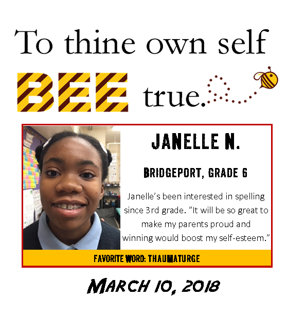 The Connecticut Spelling Bee – Noah Webster House